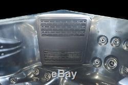 2020 Model TOPAZ USA Acrylic Hot tub spa! Bluetooth LED Lights WHITE