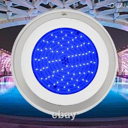 252LED Swimming Pool Spa Hot Tub Light 100% Resin Filled Underwater Show 18W