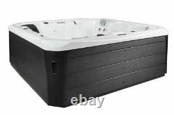 32amp Hot Tub, Spa, brand new, 2 loungers, 3 seat, LED lights, fountains, withfall