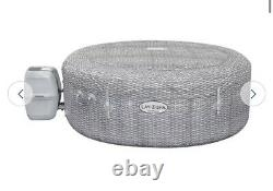 BRAND NEW 2021 Lay Z Spa HONOLULU LED LIGHTING 4-6 Person Hot Tub White receipts