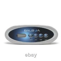 Balboa MVP240 (VL240) Touch Panel Hot Tub Spa Topside Including Overlay