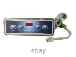 Balboa VL401 Touch Panel Hot tub Spa Control Pad Spare Blower Temp Jet Light