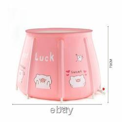 Bathtub Folding Portable Baths Bucket Foldable Large Adult Baby Spa Hot tub Fun
