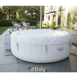 Bestway Lay-Z-Spa Paris Inflatable Hot Tub 4-6 People With LED Lighting