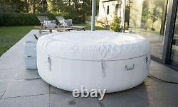 Brand NEW Lay Z Spa PARIS 2021 4-6 Person Hot Tub Spa LED Lights Freeze Shield