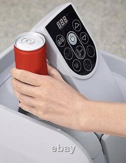Brand NEW Lay Z Spa PARIS 4-6 Person Hot Tub LED Lights Freeze Shield Tech 2021