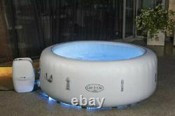 Brand NEW Lay Z Spa PARIS 6 Person Hot Tub LED LightsBrand New In Box