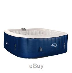 Brand New Clever Spa Belize 6 PersonHot Tub With Colour Change LED Lights