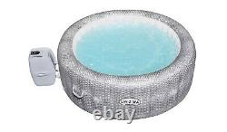 Brand New Lay Z Spa Honolulu 2021 6 Person Hot Tub LED Lights Free Shipping UK