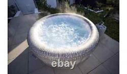 Brand New Lay Z Spa Honolulu 2021 6 Person LED Lights Hot Tub Free Delivery