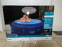 Brand New Lay-z-spa New York Hot Tub 2021 Warranty Led Lights Paris