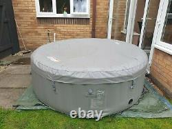 Clever spa hot tub 6 person monte carlo with LED lights