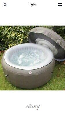 Garden Canadian Spa Outdoor Pool Grand Rapids Inflatable Hot Tub With Lights