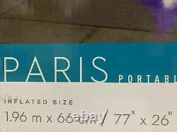 HOT TUB Lazy Spa Paris 4-6 Person Luxury Massage Air Jet LED Lights 2021 Model