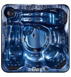 Happy Hot Tub Spa USA Balboa Controls 3 Pumps Lights 5/6 Seats Finance Available