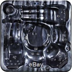 Happy Hot Tub Spa USA Balboa Controls Finance Available 5/6 Seats 3 Pumps Lights