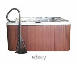 Hot Tub Safety Grab Rail Cover Valet Handrail Spa Side Handyrail Led Light 360