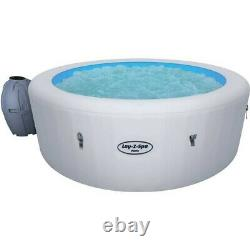Hot tub Lay-Z-Spa 54148 Paris Hot Tub with LED Light good condition fits 4-6 ppl