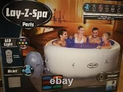 Hot tub Lay Z Spa PARIS! LED Light
