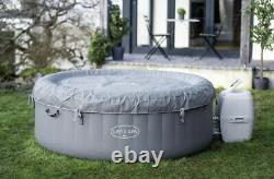 IMMEDIATE DISPATCH Lay z Spa Bali 4 Person Hot Tub With LED Lighting