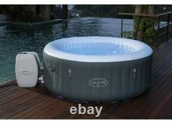 LAY Z SPA Bali Inflatable Hot Tub LED Lights 2-4 Person NEW 2021 AIRJET Model