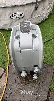 Lay-Z-Spa 54148 Paris Hot Tub with LED Light