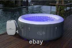 Lay Z Spa Bali 2-4 Person Hot Tub With Led Lights. Brand New With Warranty
