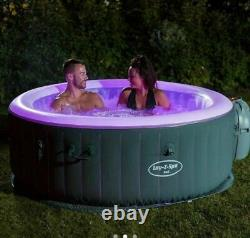 Lay Z Spa Bali LED Light Up Hot Tub 2-4 Person Free Delivery Trusted Seller