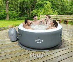 Lay-Z-Spa Bali LED Lights 2-4 Person Inflatable Hot Tub New FAST & FREE P&P