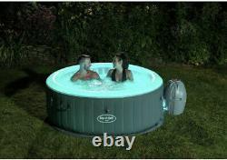 Lay Z Spa Bali LED MODERN LIGHTS 4 Person Hot Tub 2021 Hot Tub