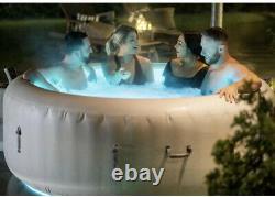 Lay Z Spa- HOT TUB Paris 4-6 Person Luxury Massage Air Jet LED Lights 2021