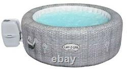 Lay Z Spa Honolulu Hot Tub 2021 Edition (6 Person) WITH BUILT IN LED LIGHTS