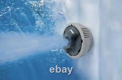 Lay Z Spa Honolulu Hot Tub-6 Adults 2Yr Warranty LED Lights Fast Shipping