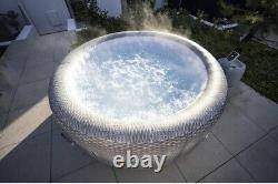 Lay-Z-Spa Honolulu hot tub 6 person LED lighting 2021 edition