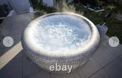 Lay-Z-Spa Lazy Honolulu 6 Person Hot Tub-LED LightsFree Delivery