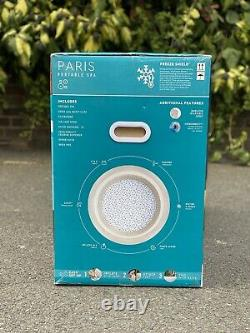 Lay Z Spa Lazy Paris 6 Person Hot Tub Jacuzzi Led Lights 5SELLER NEXT DAY