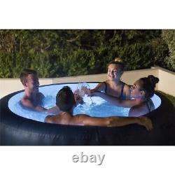 Lay Z Spa New York AirJet LED Lighting brand NEW hot tub 6 adults