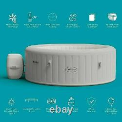Lay Z Spa Paris AirJet LED Lighting brand NEW hot tub 4-6 people