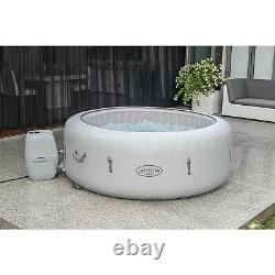 Lay-Z-Spa Paris Airjet Hot tub LED Lighting 4-6 People Capacity