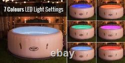Lay Z Spa Paris Hot Tub 4-6 personLED Lights2021 Model 5 Seller