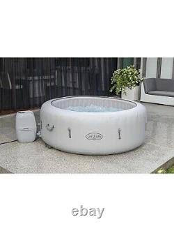 Lay Z Spa Paris Hot Tub LED LIGHTS AirJets NEW SEALED Receipt Included