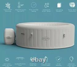 Lay -Z-Spa Paris Hot Tub LED Lights 4-6 Person BRAND NEW & FREE Shipping