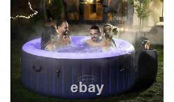 Lay-Z-Spa lay z spa Bali 4 Person Hot Tub New 2021 Model LED Lighting Brand New