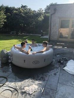 Lay Z spa Paris Bestway hot tub With Led Lights