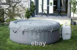 Lay z Spa Bali 4 Person Hot Tub With LED Lighting NEXT DAY DELIVERY