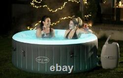 Lay z Spa Bali Hot Tub x4 Person with Changing LED lights
