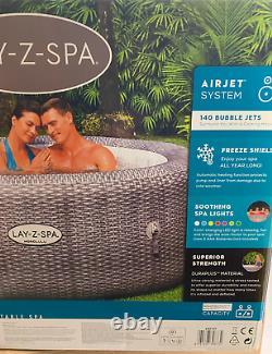Lay z Spa Honolulu 6 person Hot Tub LED Lights (Like St Moritz, Paris, Hawaii)