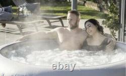 Lazy Spa Paris 2021 With Led Lights Hot Tub 6 Man