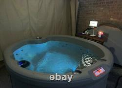 Life smart LS200 4 Person 13 Jet Plug And Play portable Spa Hot Tub With Lights