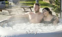 NEW 2021 Lay-Z-Spa PARIS AirJet 4-6 Person Hot Tub LED Lights Trusted Seller
